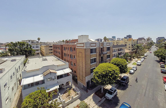 47-unit Koreatown rental goes for $329 a foot
